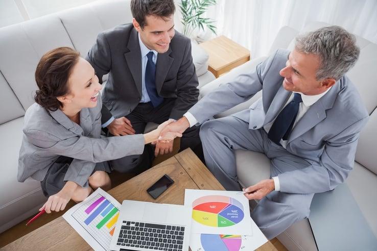 Travailler avec un cabinet comptable
