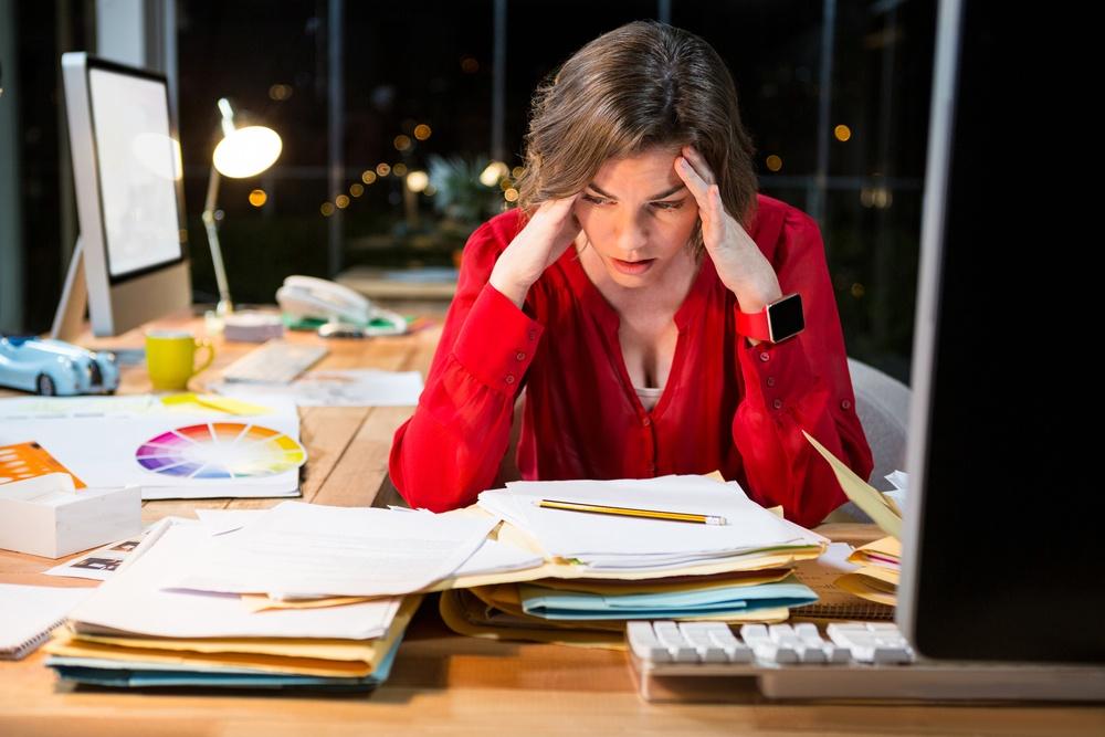 entrepreneuse-stressee